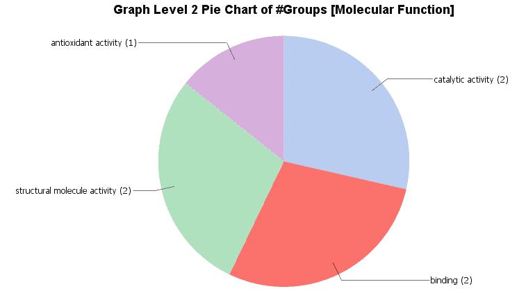 level2 Pie chart