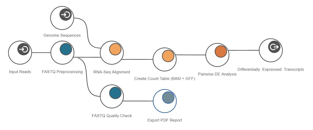 Transcriptomics Module | OmicsBox | BioBam | Bioinformatics